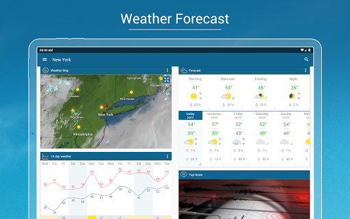 Weather & Radar USA screenshot 7