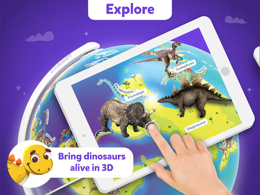 Orboot Dino AR by PlayShifu android2mod screenshots 18