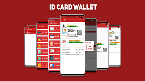 ID Card Wallet - náhled