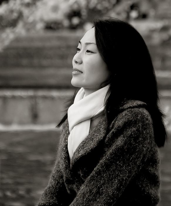 Profilo asiatico di soraya