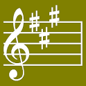 Music theory toolkit icon