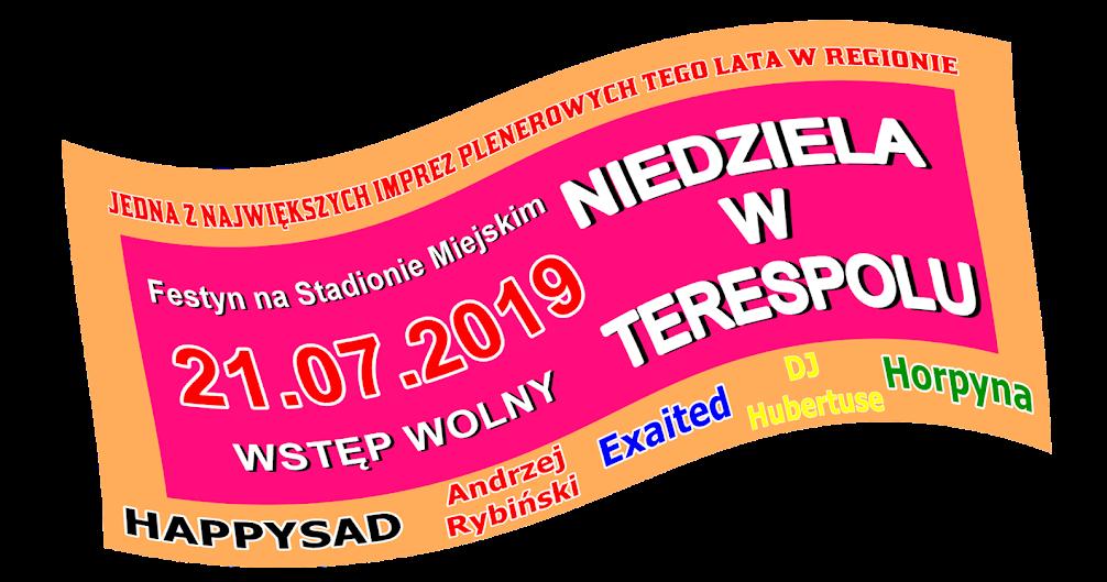 NIEDZIELA W TERESPOLU 2019