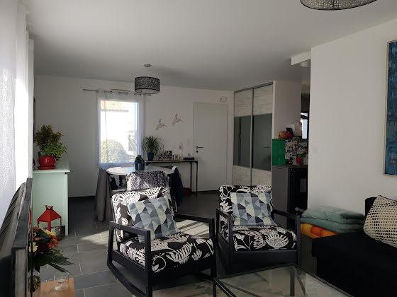 Vente maison 3 pièces 70,74 m2