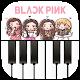 Black Pink Piano Tiles Game (game)