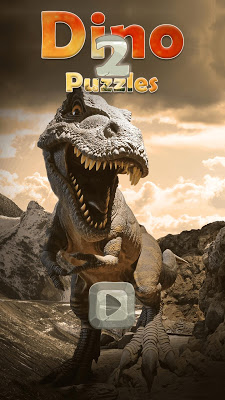 Dinosaurs Puzzles 2 - screenshot