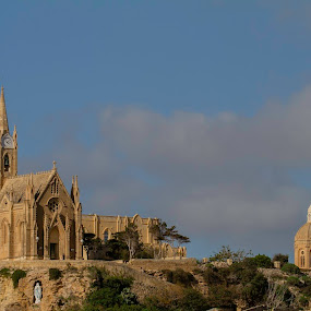 by William Stansbury - Buildings & Architecture Places of Worship ( church, malta, catholic, gozo, worship )