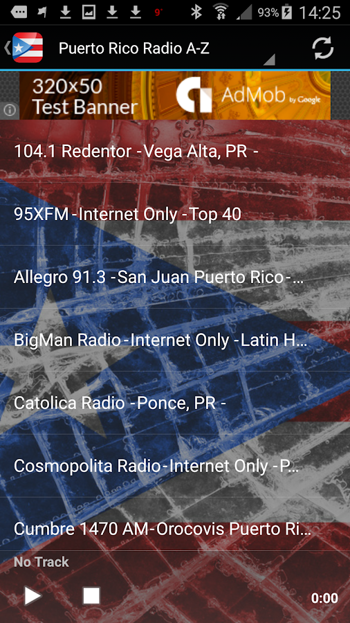 Puerto Rico Radio Music Amp News Android Apps On Google Play