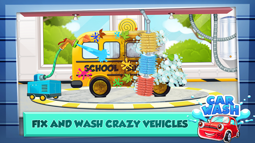 Car Wash Salon Game  screenshots 3