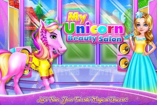 PC u7528 My Unicorn Beauty Salon 1