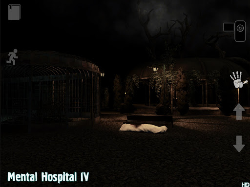 Mental Hospital IV HD Games for Android screenshot