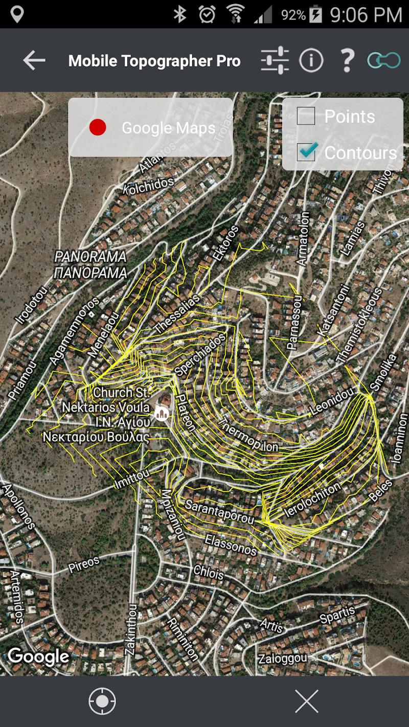 Mobile Topographer Pro Screenshot 19