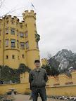Замок Hohenschwangau