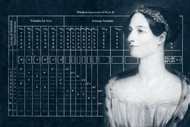 Ada Lovelace took an interest in neurology