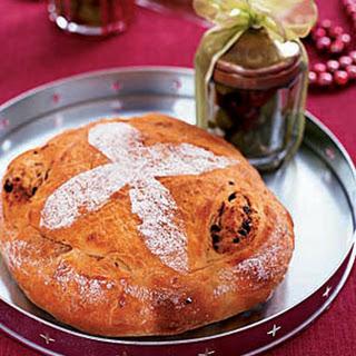Olive-Parmesan Bread