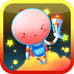DOT - Space Hero Icon