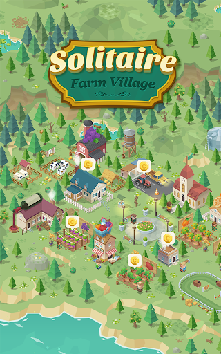 Solitaire Farm Village - solitaire collection 1.1.2 screenshots 1