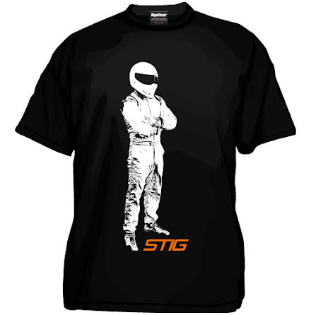 T-Shirt - Top Gear - Standing