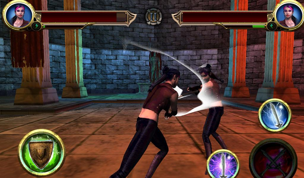 legends fight- screenshot