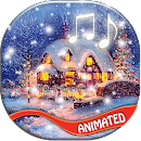 Christmas Songs Live Wallpaper with Music 🎶 file APK Free for PC, smart TV Download
