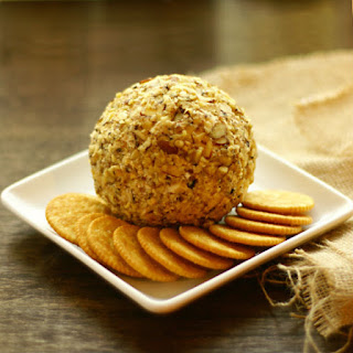 Smokey Cheese Ball