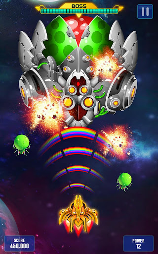 Space Shooter Galaxy Attack mod
