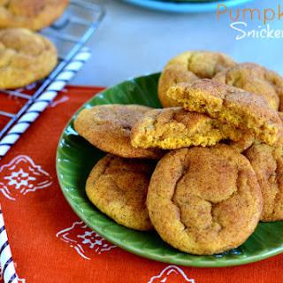 Pumpkin Pie Snickerdoodles Recipe