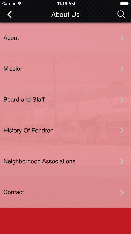 Fondren Renaissance- screenshot