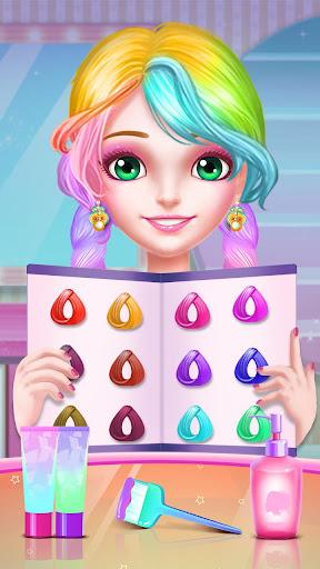 Girls Hair Salon 1.1.3163 screenshots 2