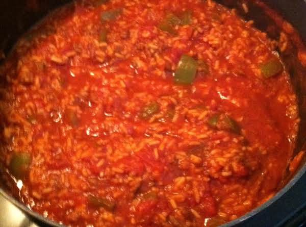 Unstuffed Pepper Soup Recipe