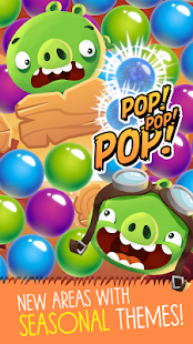 Angry Birds POP Bubble Shooter Screenshot 4