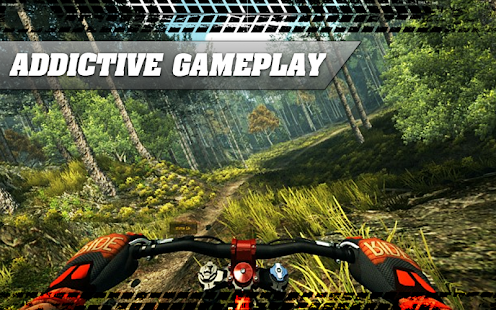 Mountain Bike: MTB Rider BMX Uphill Stunts Race 3D - náhled