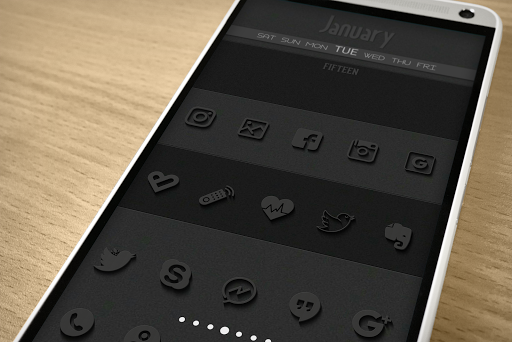 Type-4 Icon Pack screenshot 7