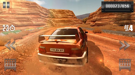 Rally Racer Drift APK screenshot thumbnail 2