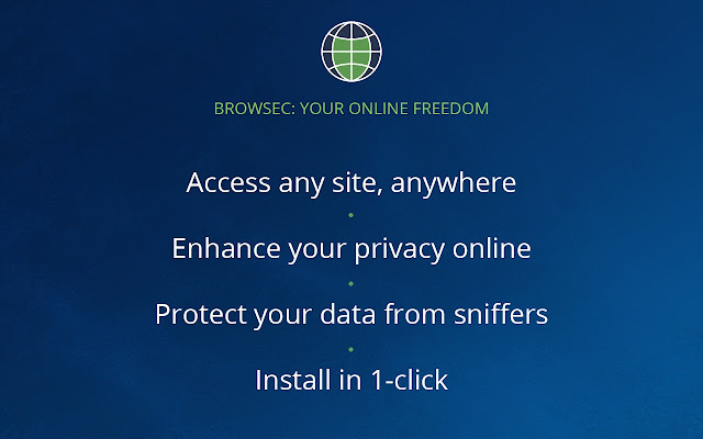 browsec vpn free and