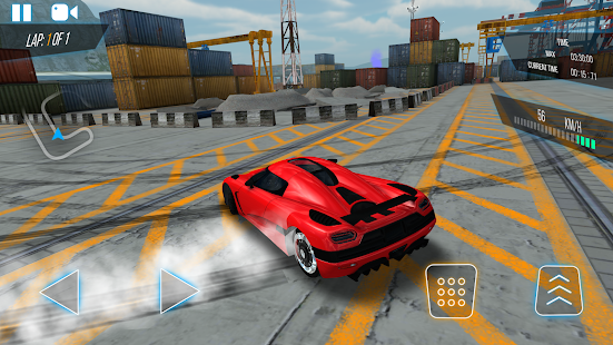 GTR Speed Rivals Screenshot