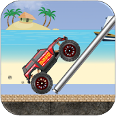 3D Monster Truck Rally Racing