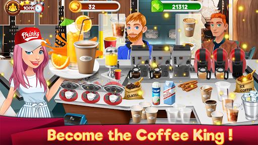 Drinks Maker: Coffee Shop Juice Tycoon Fresh Cafe 1.06 {cheat|hack|gameplay|apk mod|resources generator} 2