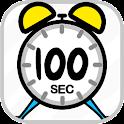 100 Sec Word Puzzle icon