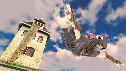 Ninja Samurai Assassin Hero II 1.1.8 screenshots 3