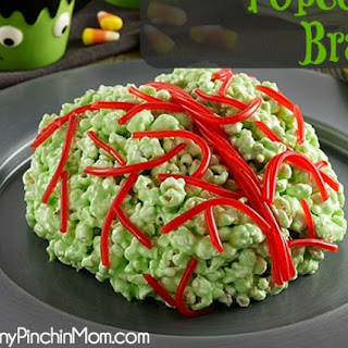 Frankenstein Brain Halloween Treat