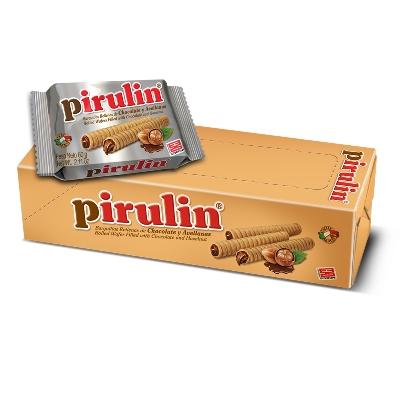 chocolate pirulin dispensador de lujo