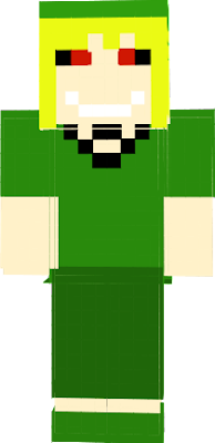 My Skin for BEN Drowned even less Crappy
