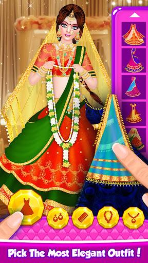 Royal Indian Doll 2 Wedding Salon Marriage Rituals android2mod screenshots 2