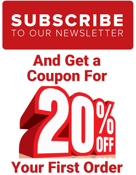 Join Our List and Save 20%