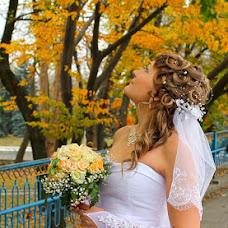 Wedding photographer Olesya Bogdeva-Samoylova (Lytseferka). Photo of 16.11.2012