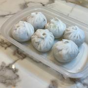 FR3. Mushroom and Zucchini Dumpling 意大利瓜野菌餃