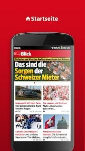 Blick screenshot 0