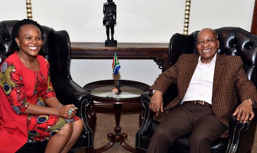 NEWS ANALYSIS: Is Mkhwebane trying to help Zuma with Sars move?
