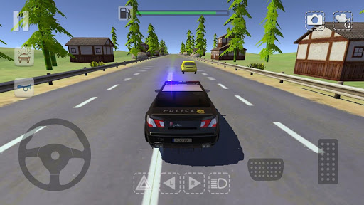 Police Drift Car Racing 0.6 screenshots 3