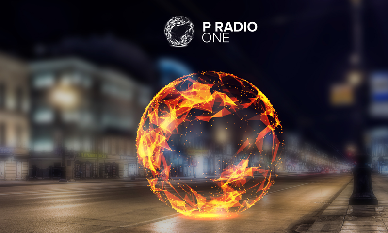 P radio one- screenshot